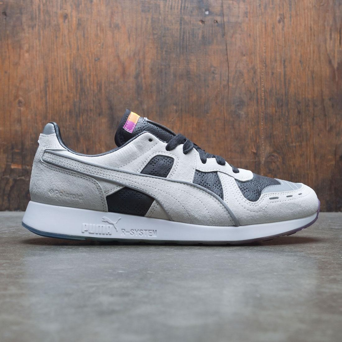 Puma x Polaroid Men RS-100 black marshmallow f88947887