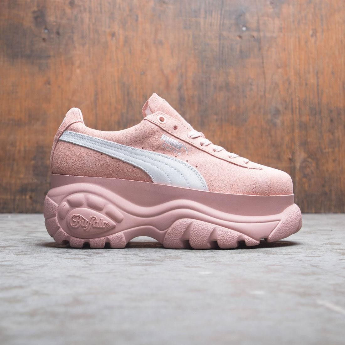new arrival 229a1 c46d4 Puma x Buffalo Women Suede Classic (pink)