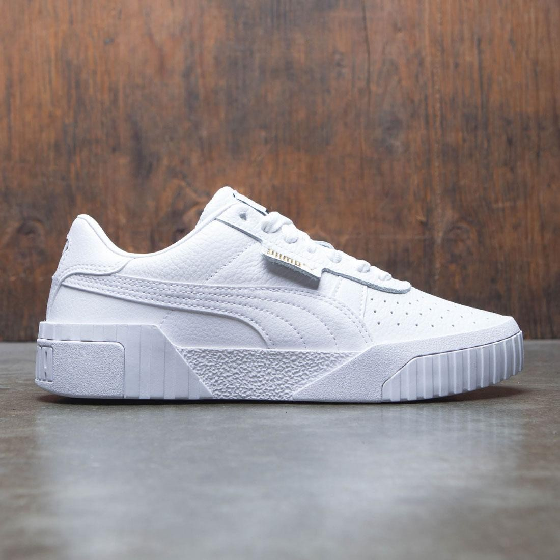 official price new arrival how to find Puma Women Cali (white / white)