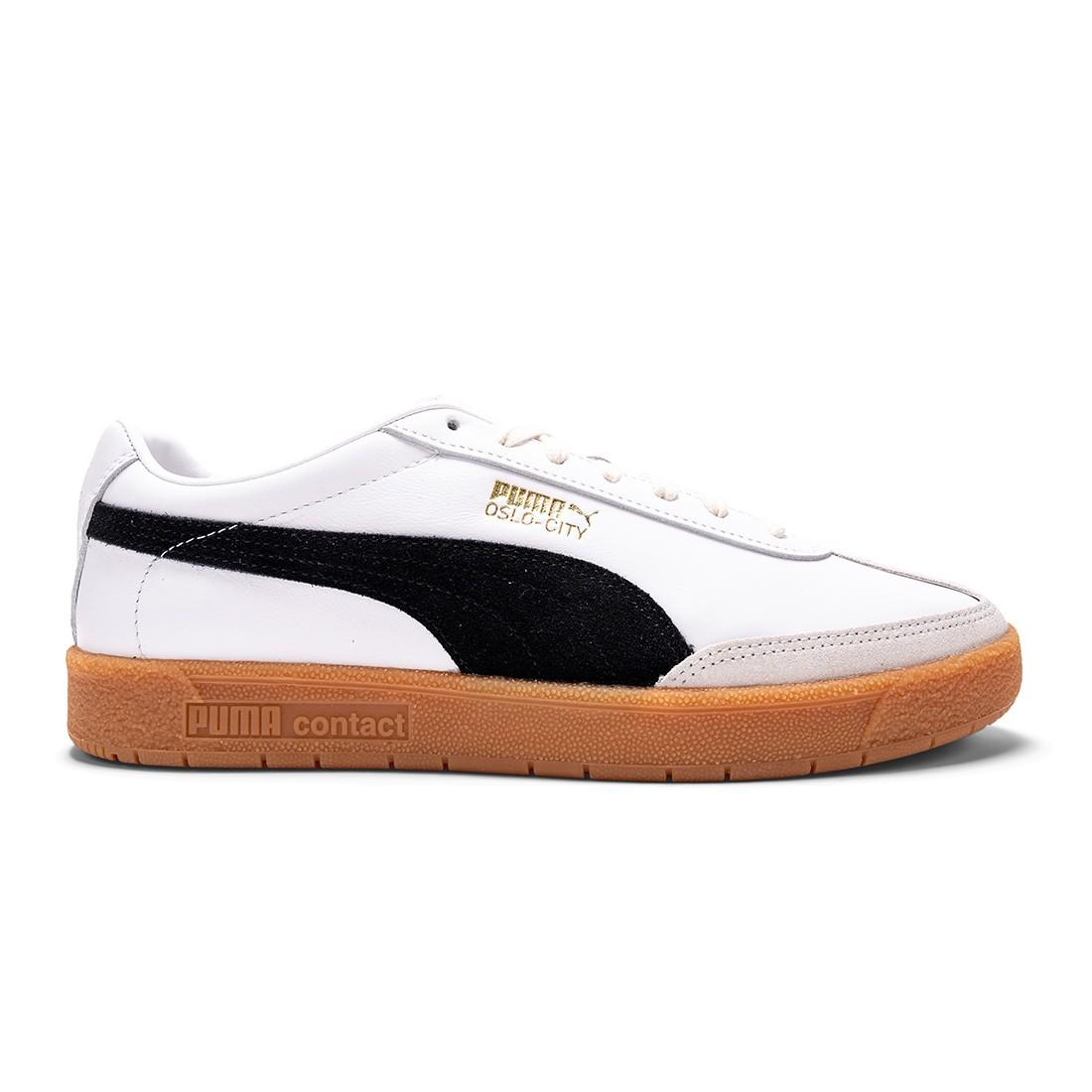 Puma Men Oslo City - OG (white / black / gum)