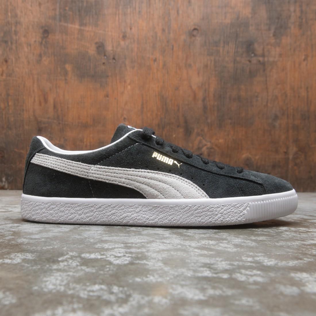 Puma Men Suede VTG Vintage (black / white)