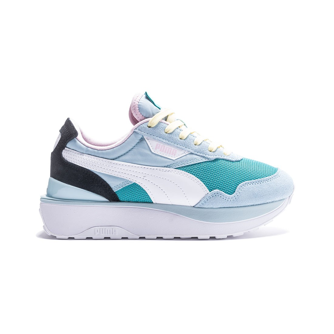 Puma Women Cruise Rider - Silk Road (blue / green)