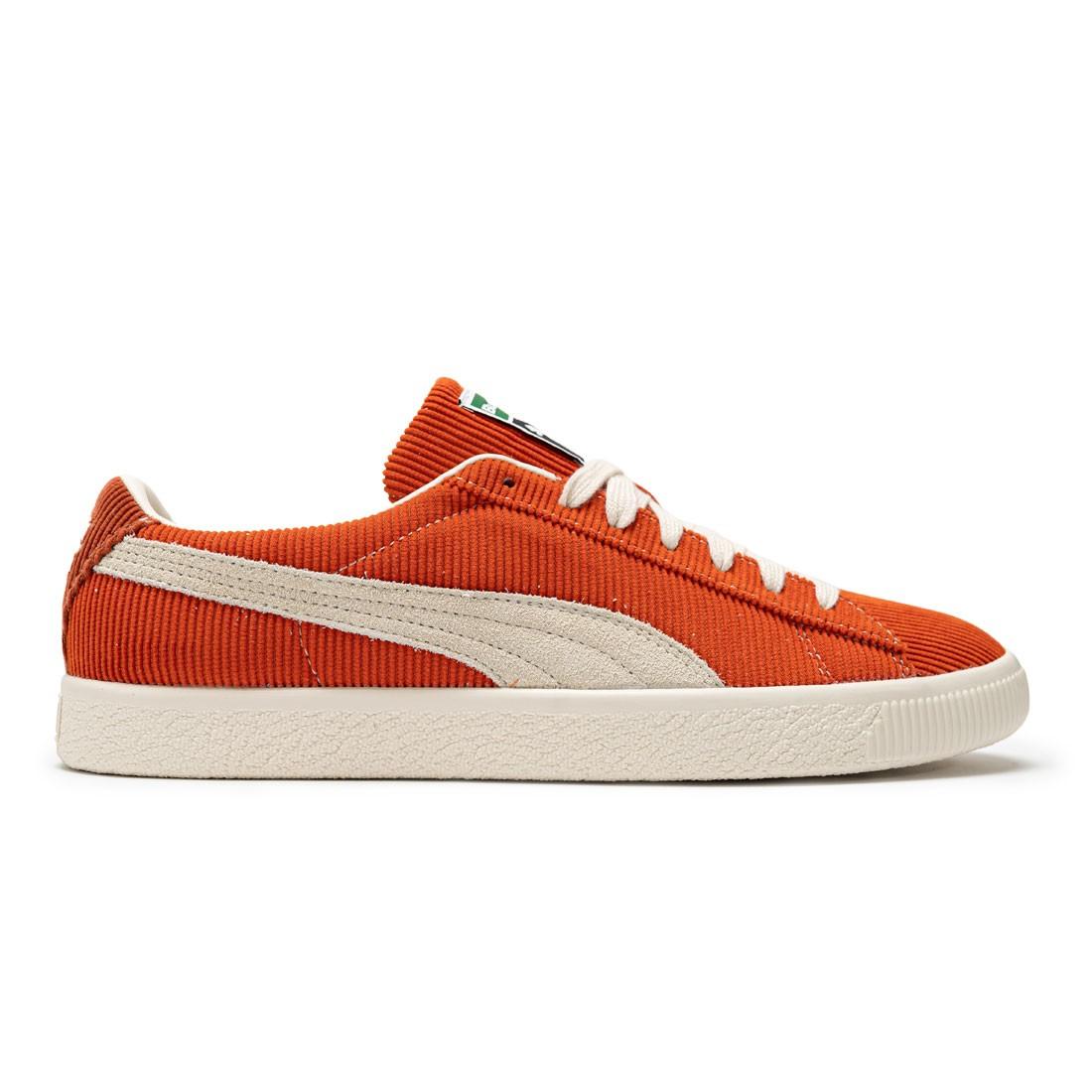 Puma x Butter Goods Men Basket VTG (orange / rooibos tea / whisper white)