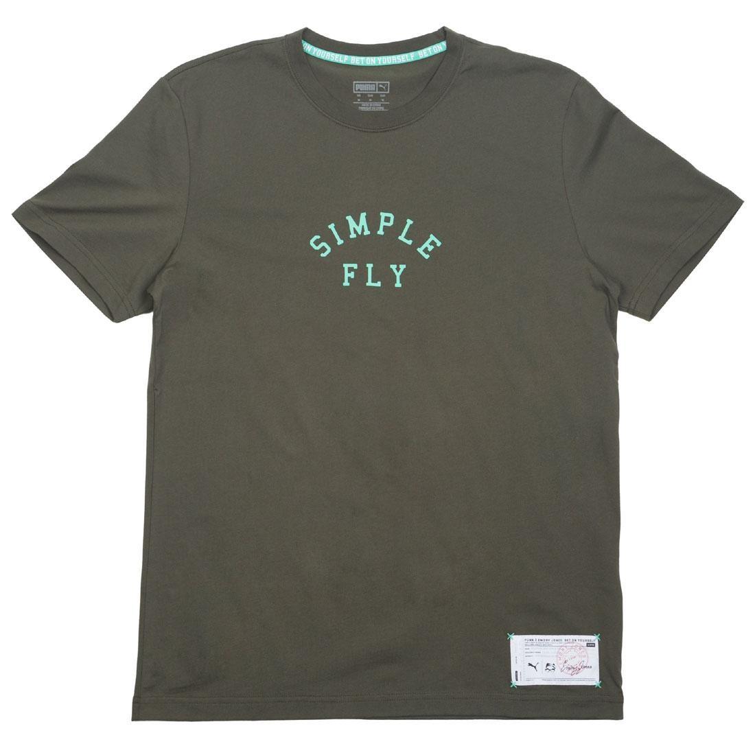 Puma x Emory Jones Men Simple Fly Tee (green)