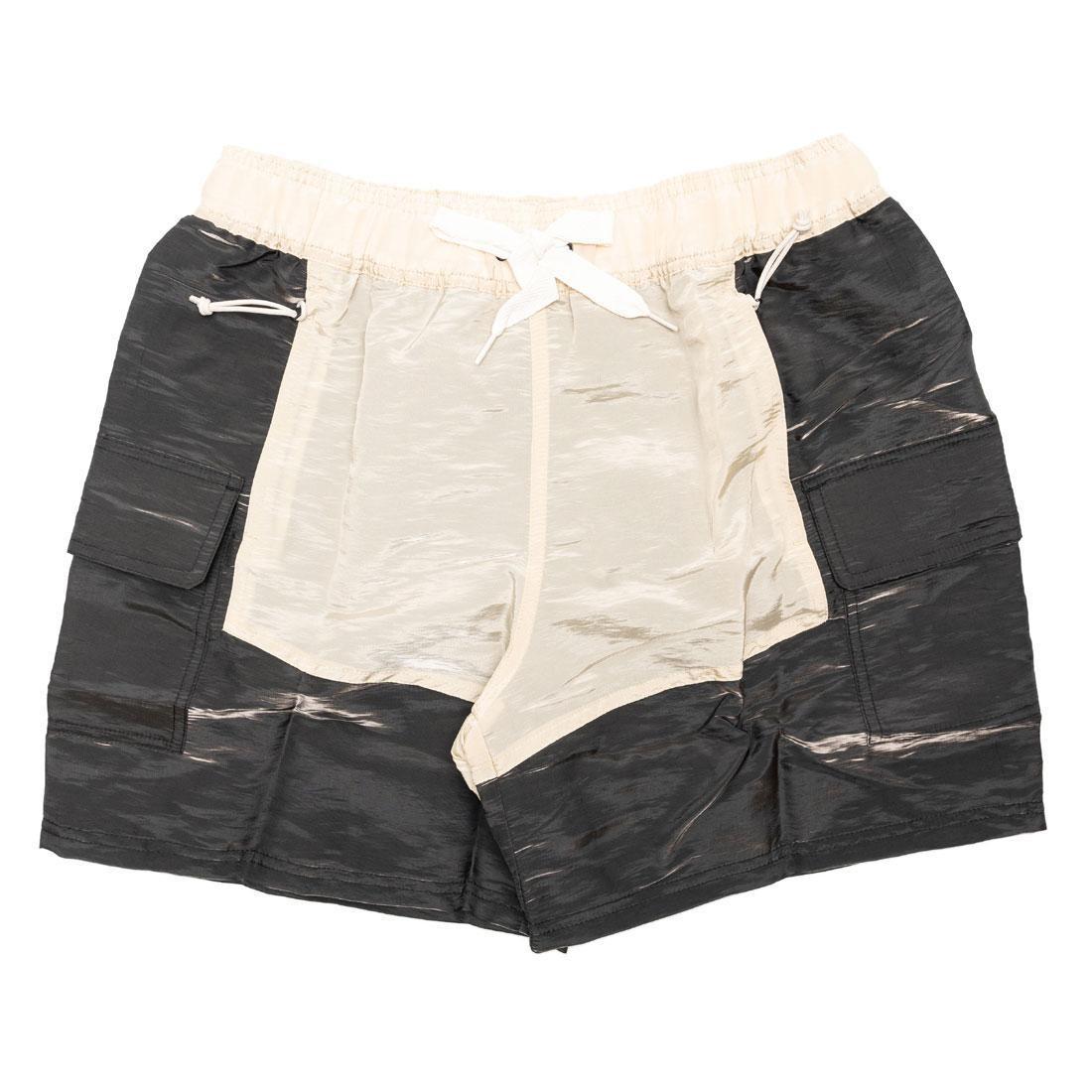 Puma Men Rhuigi Shorts (black / oatmeal)