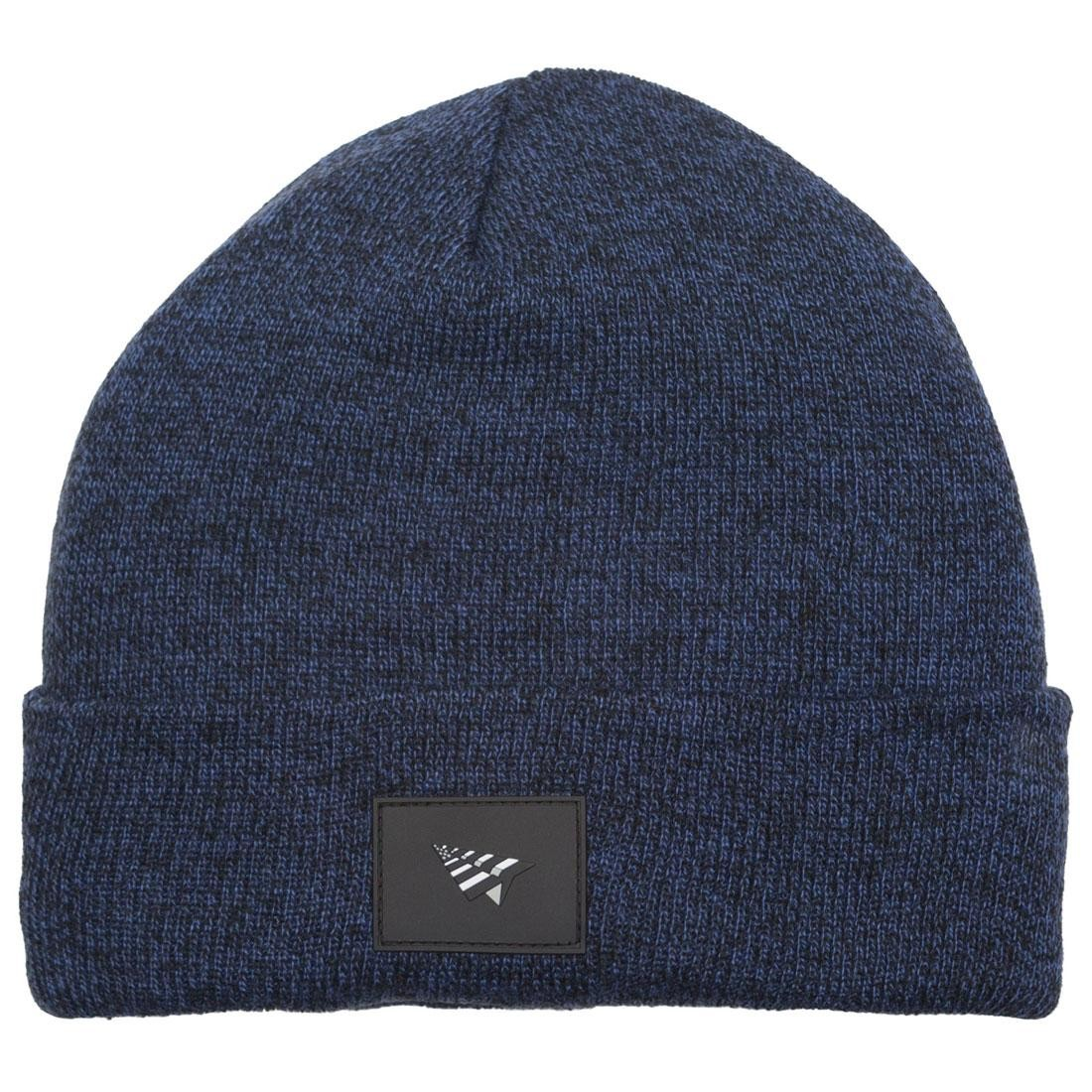 Paper Planes Skully Beanie (navy)