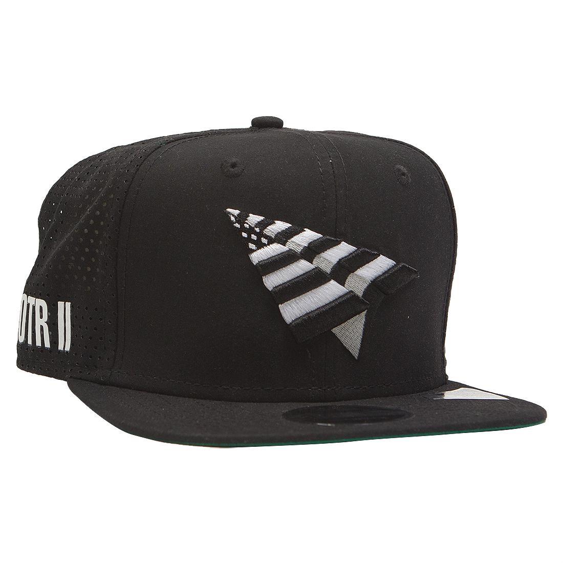 Paper Planes The Crown 2 Snapback Cap (black)