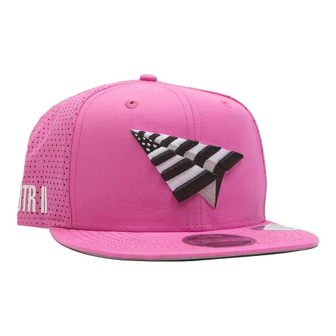Paper Planes The Crown 2 Snapback Cap (pink)