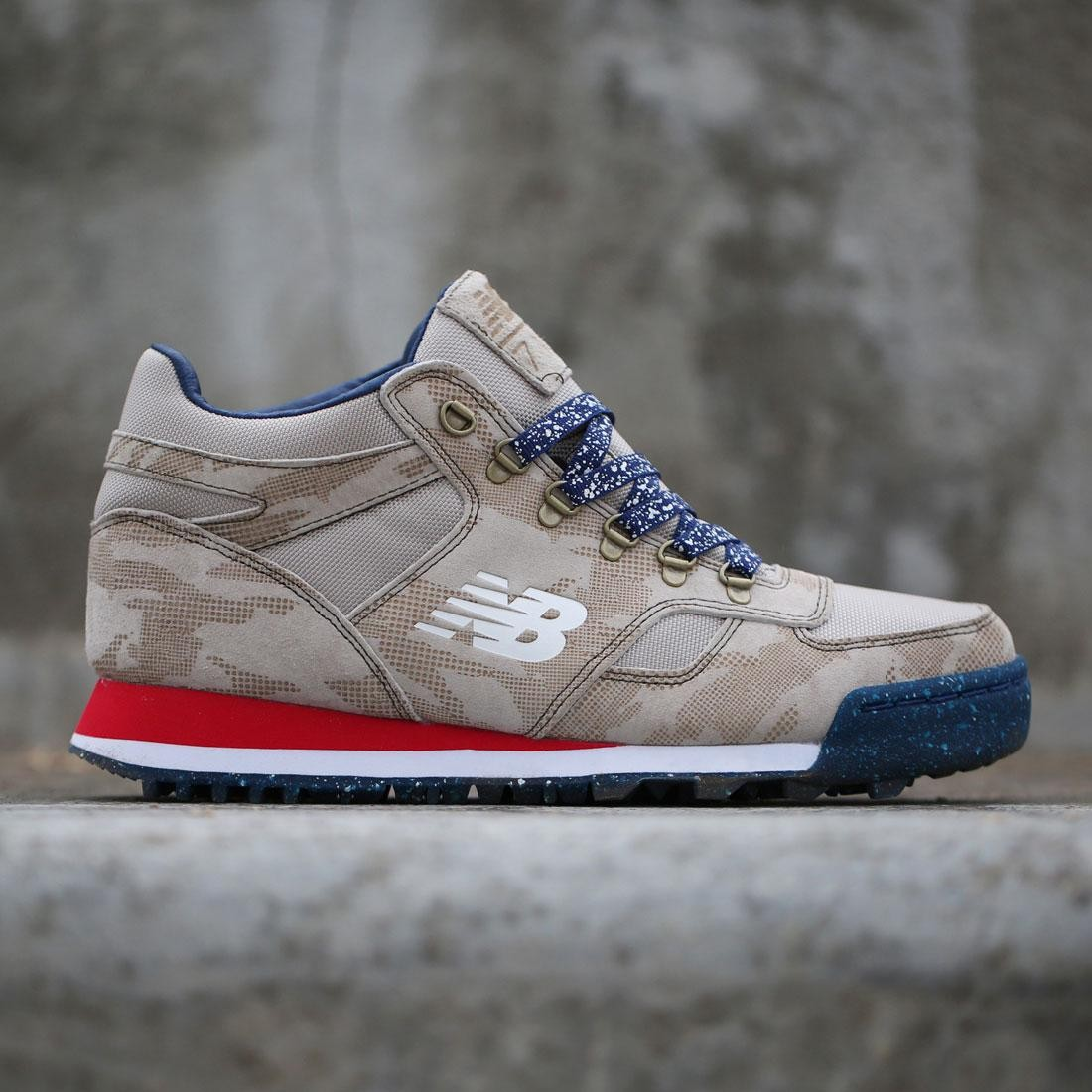 9e6fec525dc67 BAIT x G.I. Joe x New Balance Men H710GI1 - Roadblock (Brown)