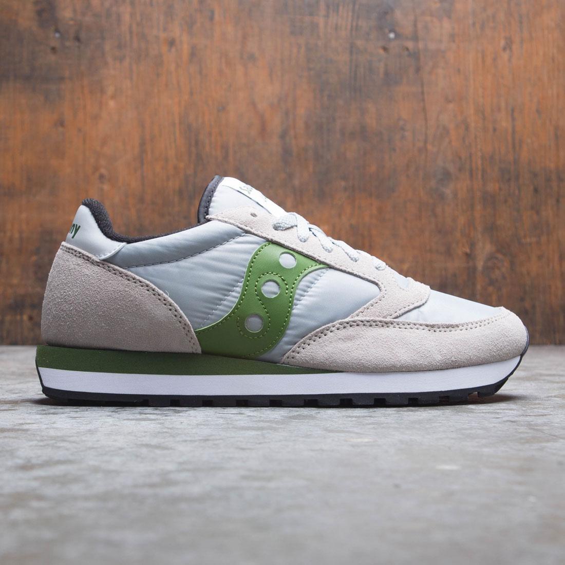 separation shoes 36dcd 39ae0 Saucony Men Jazz Original (gray / green)