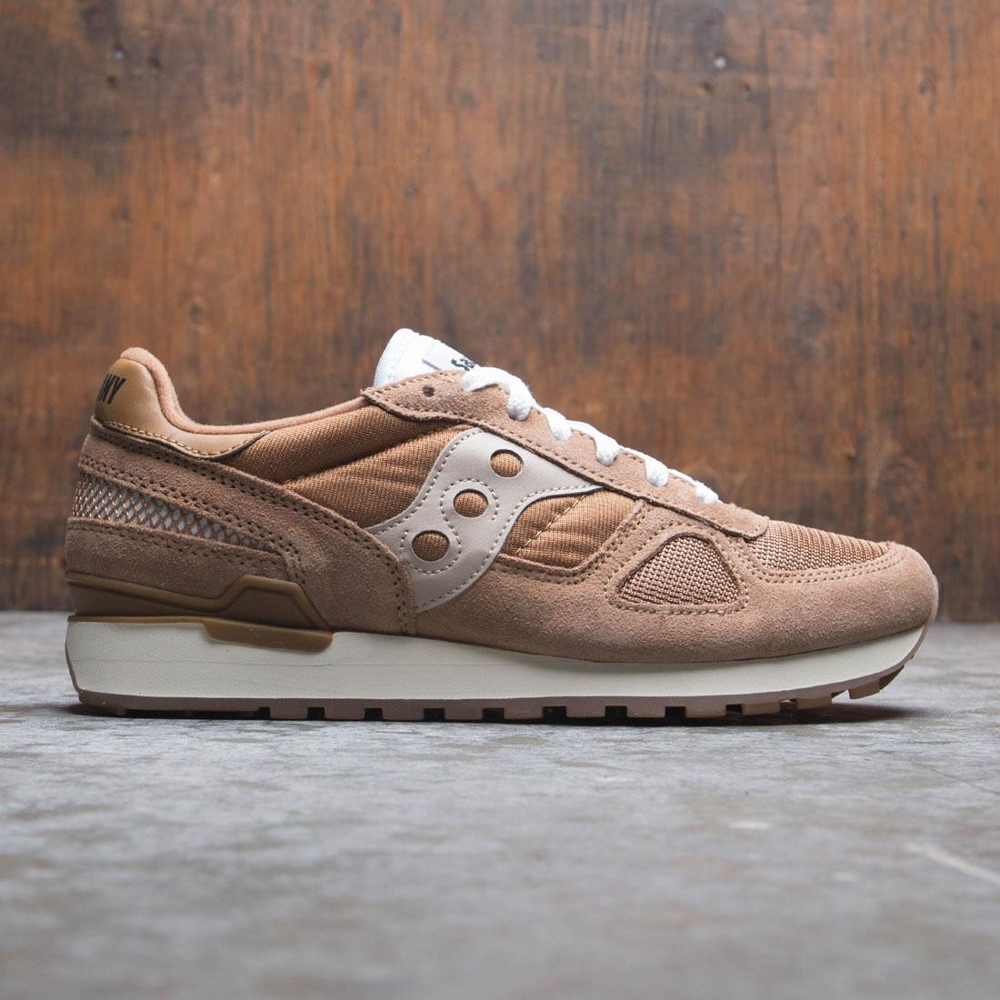 check out 04afb dbf5f Saucony Men Shadow Original Vintage (brown / tan)