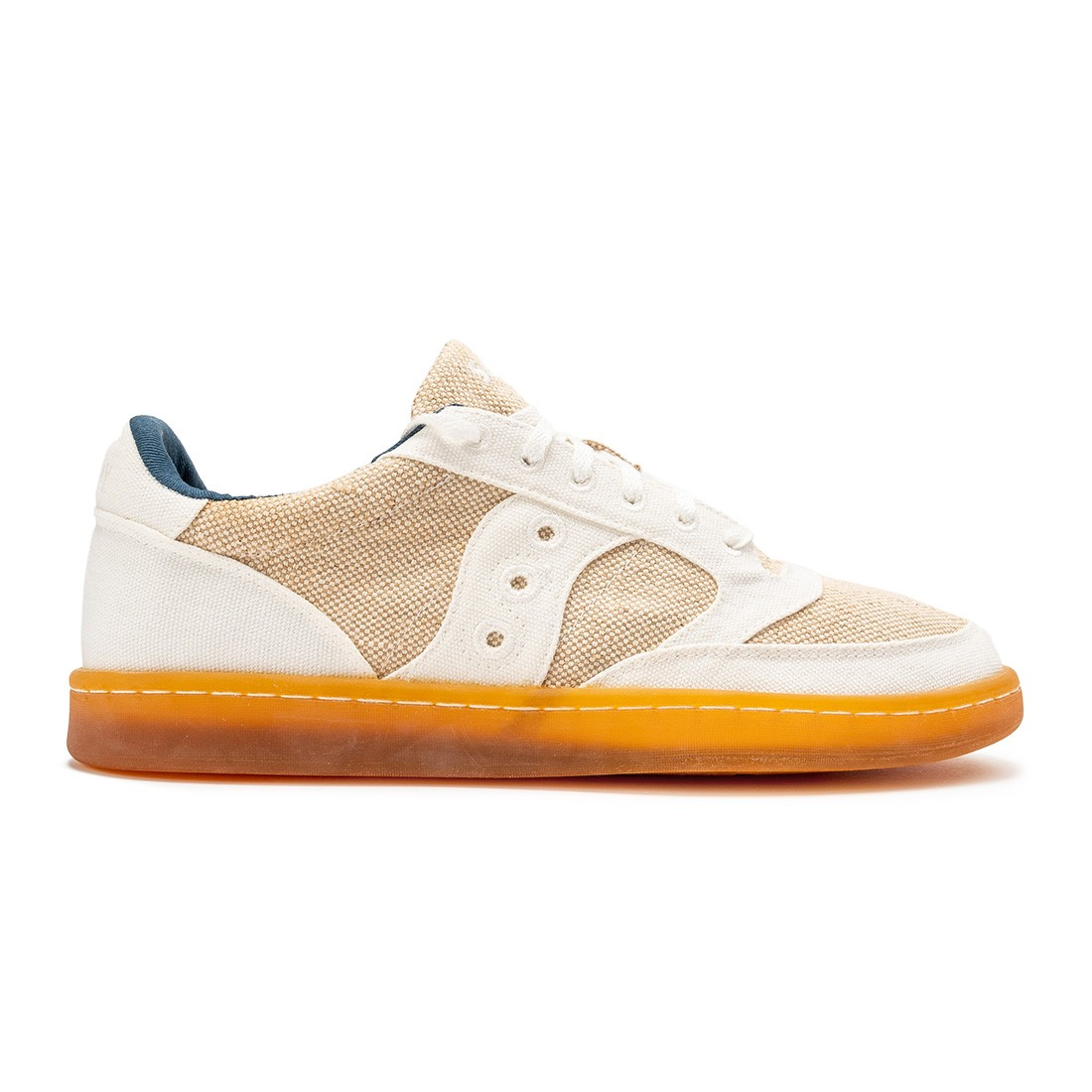 Saucony Men Jazz Court RFG - Earth Day (brown / natural)