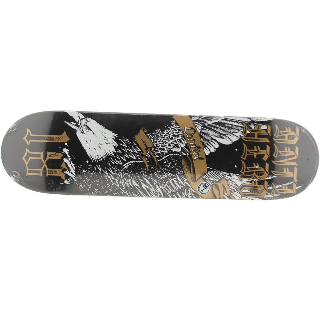 Anti Hero Cardiel Swoop MD 8.18 Deck (black)