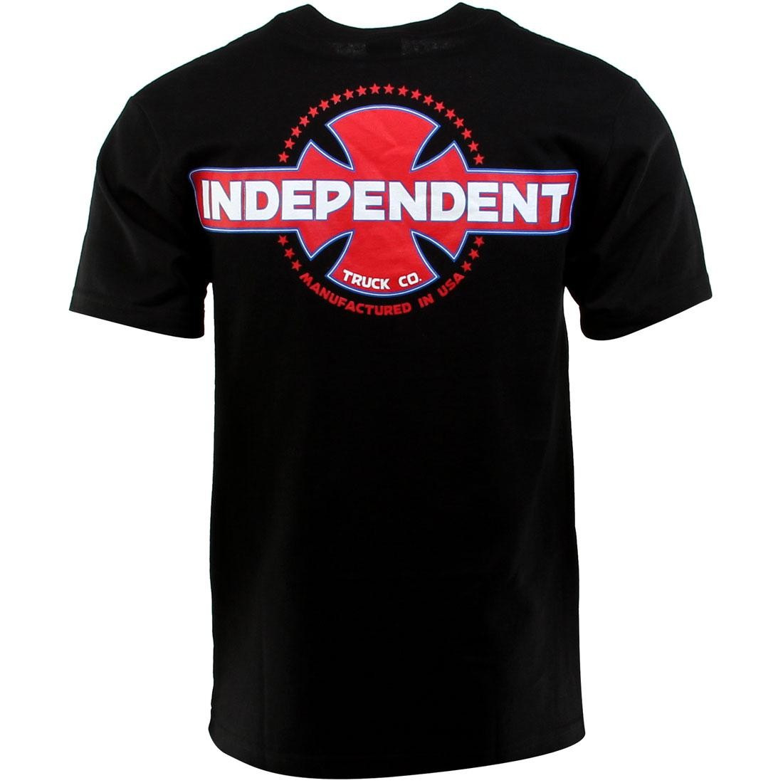 Independent MFG USA Regular Tee (black)