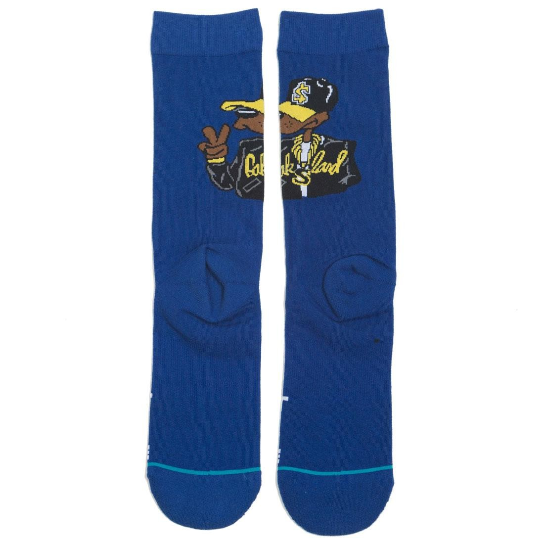 Stance x Too Short Men Too Short Short Dog Socks (blue)