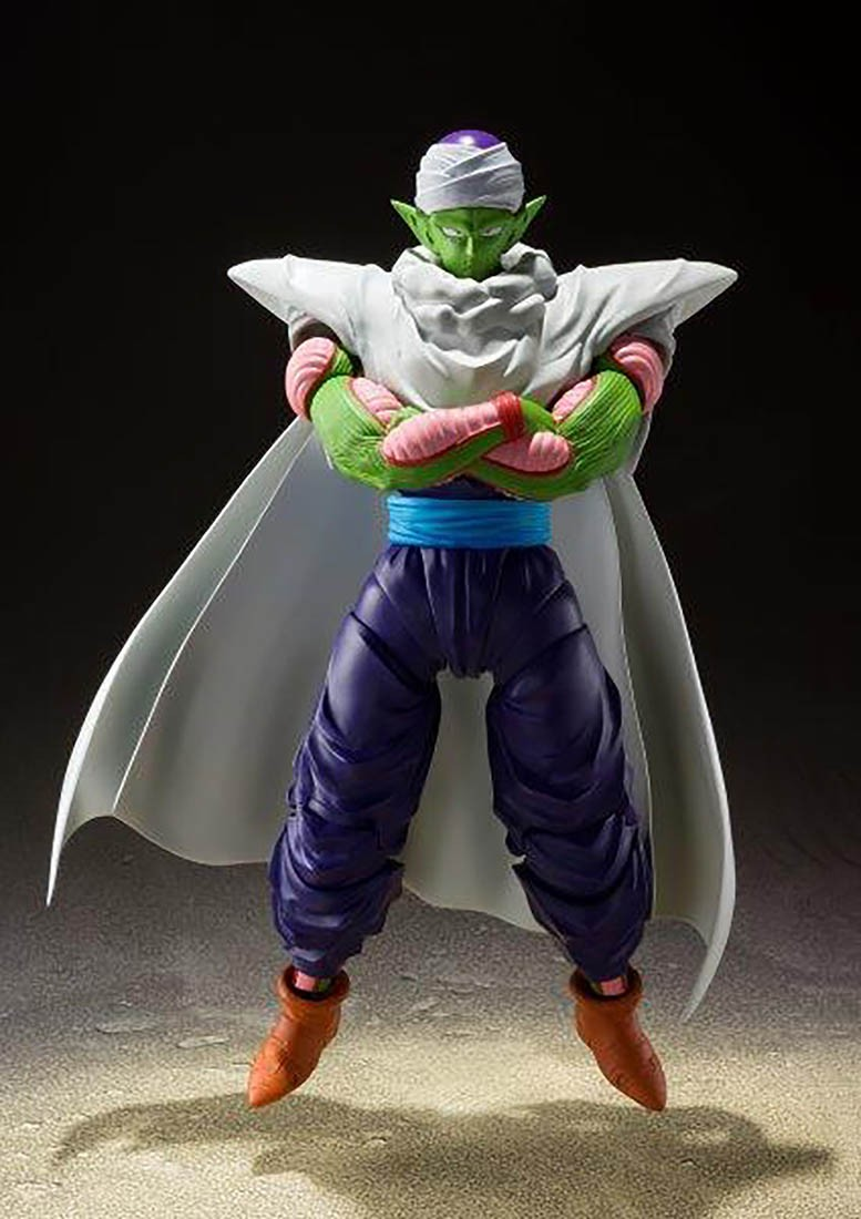 FIGUARTS BANDAI NEW DRAGON BALL Z PICCOLO THE PROUD NAMEKIAN S.H PRE-ORDER