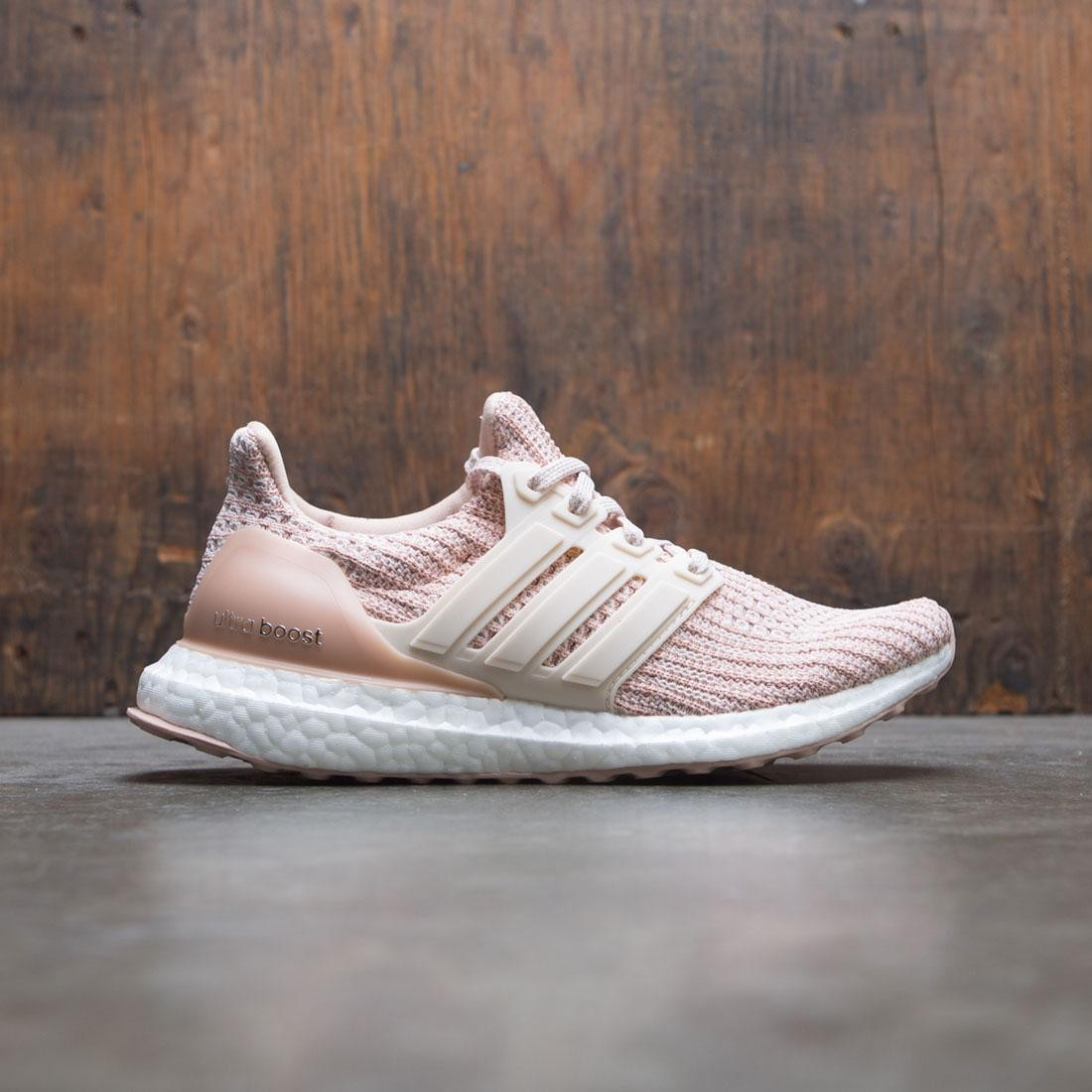 b47ec30b8a147 Adidas Women UltraBOOST W pink ash pearl linen clear orange