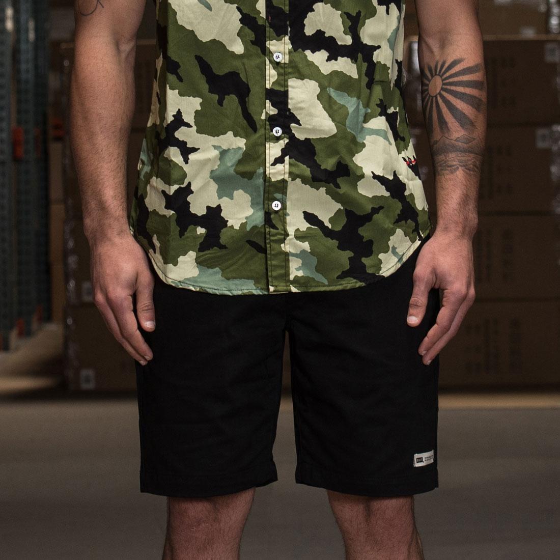 BAIT Basics Chino Shorts (black)
