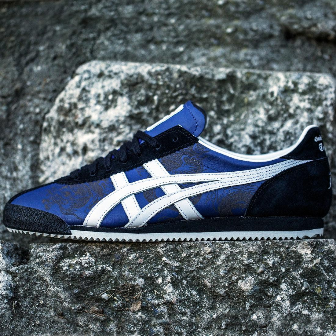 size 40 0d99a e8ee4 BAIT x Bruce Lee x Onitsuka Tiger Men Tiger Corsair - Jeet Kune Do (navy /  white)