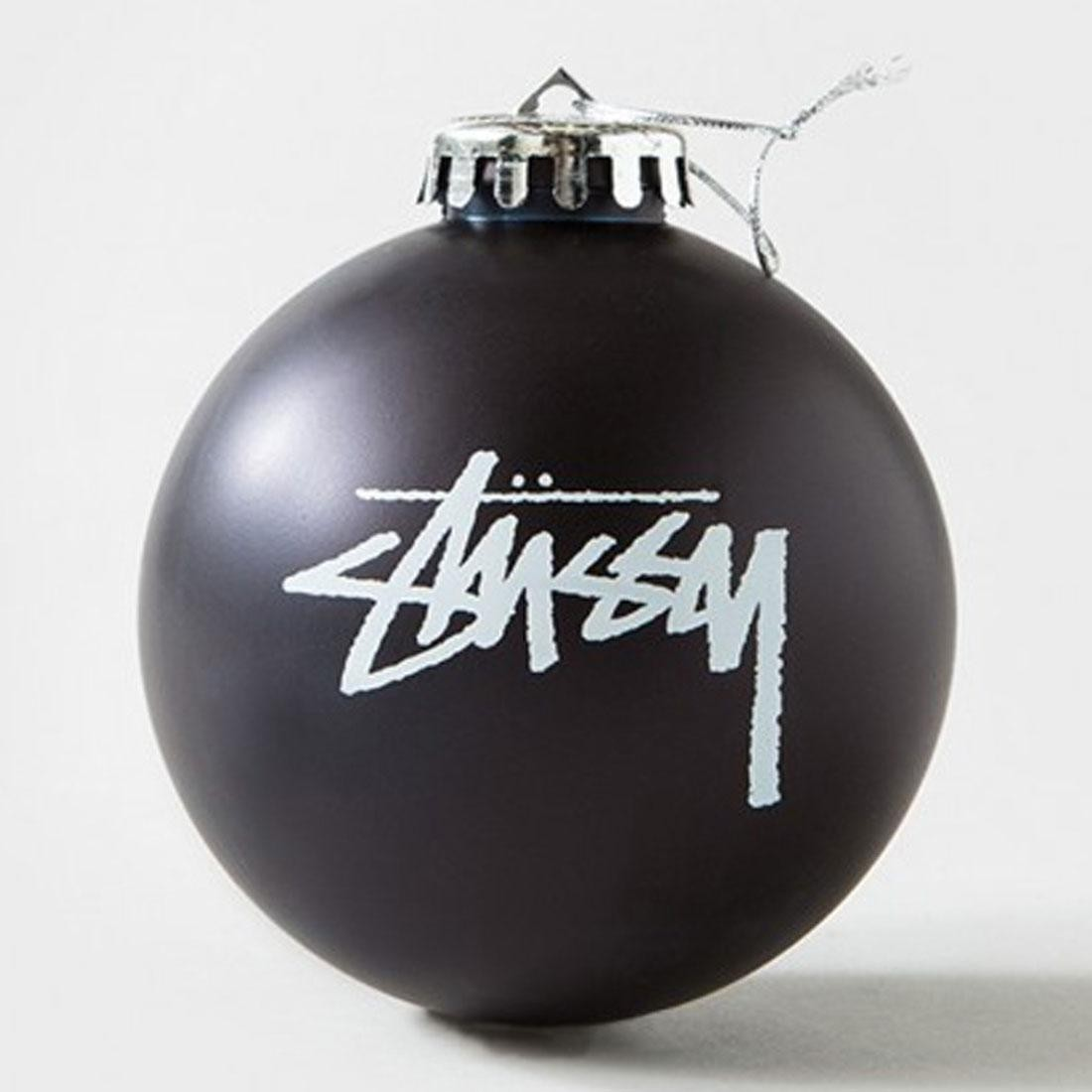 Peace Christmas Ornament.Stussy Increase The Peace Ornament Black