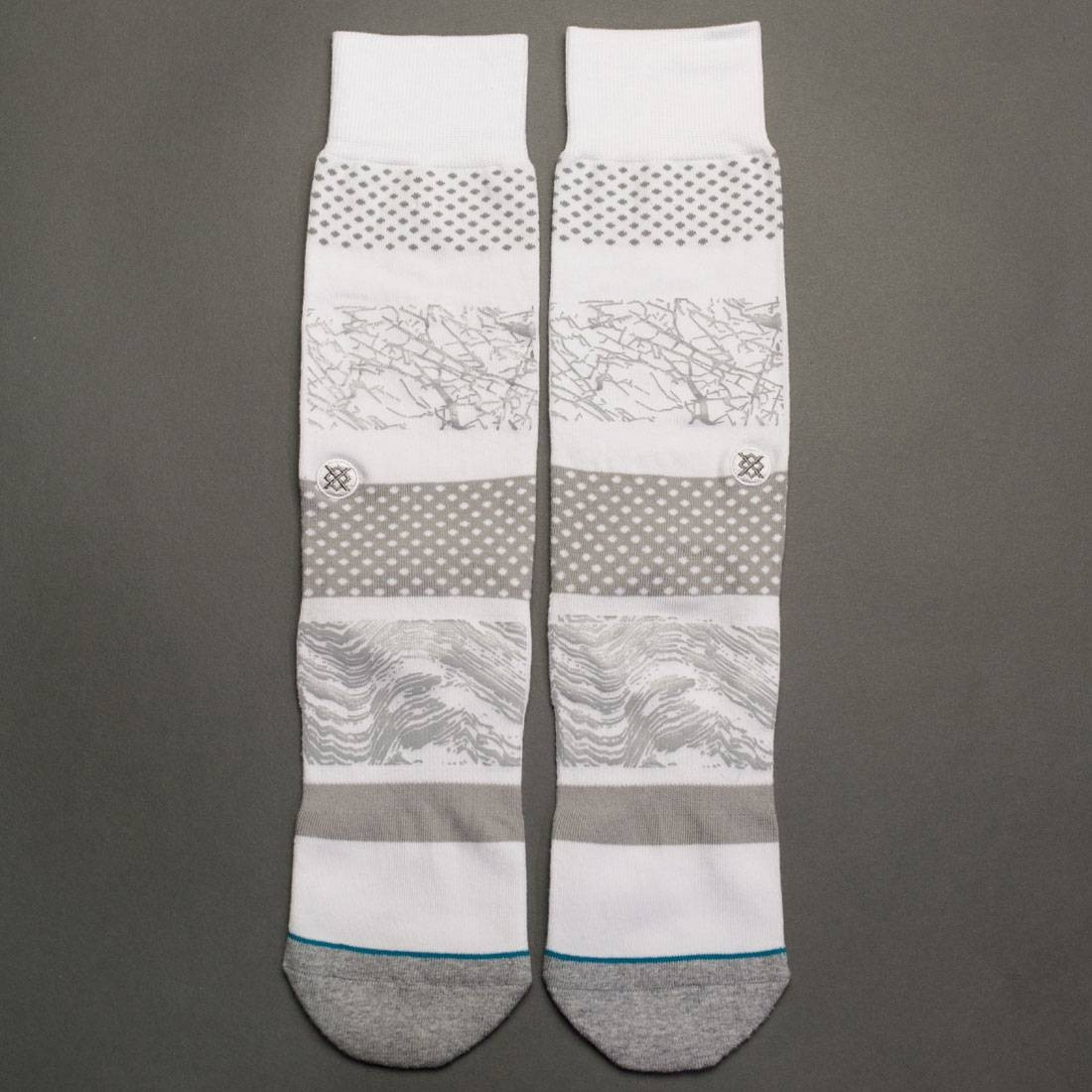 Stance Men Cos V2 Socks (white)