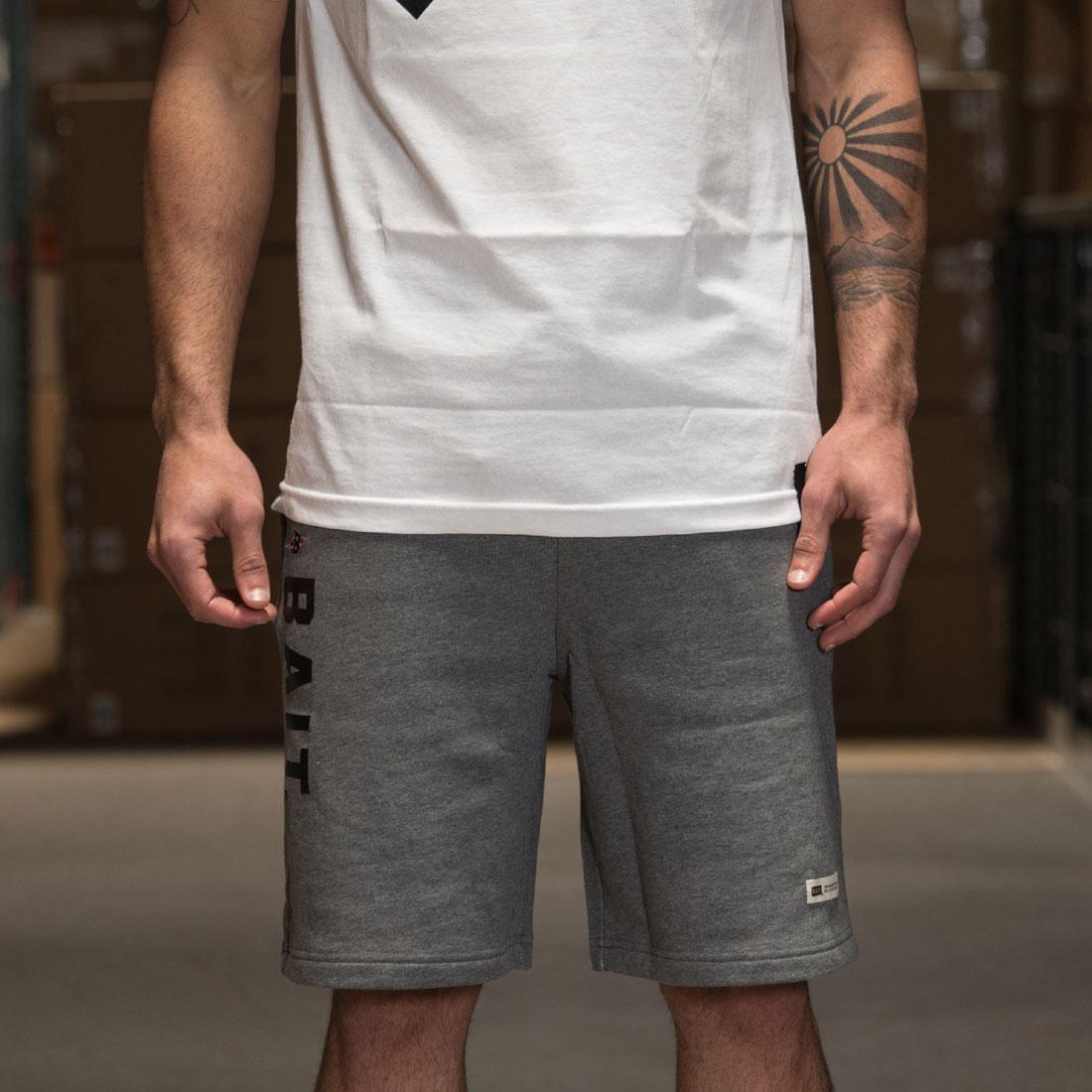 BAIT Basics Sweat Shorts (gray)