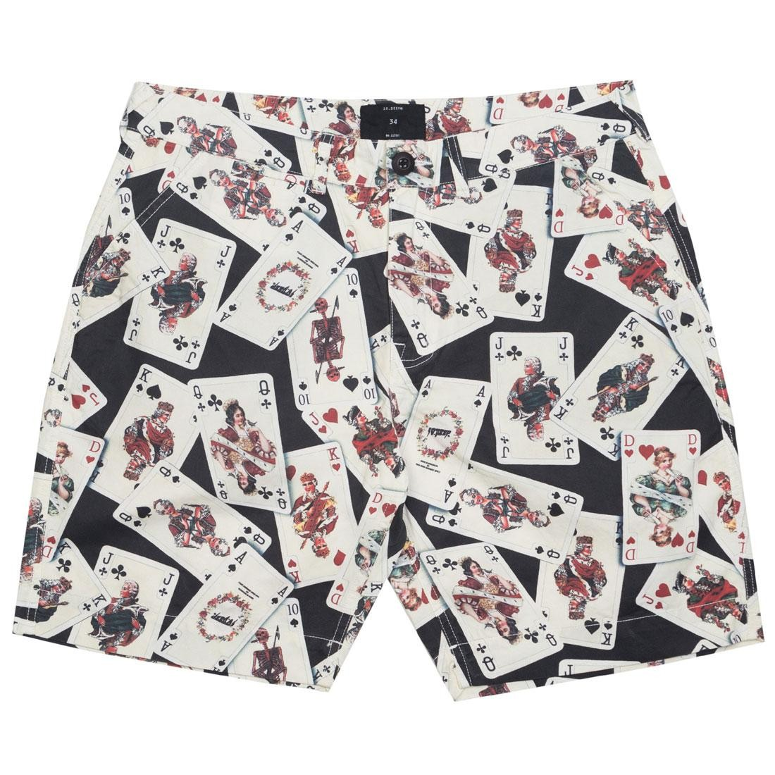10 Deep Men Luck Of The Draw Shorts (black)