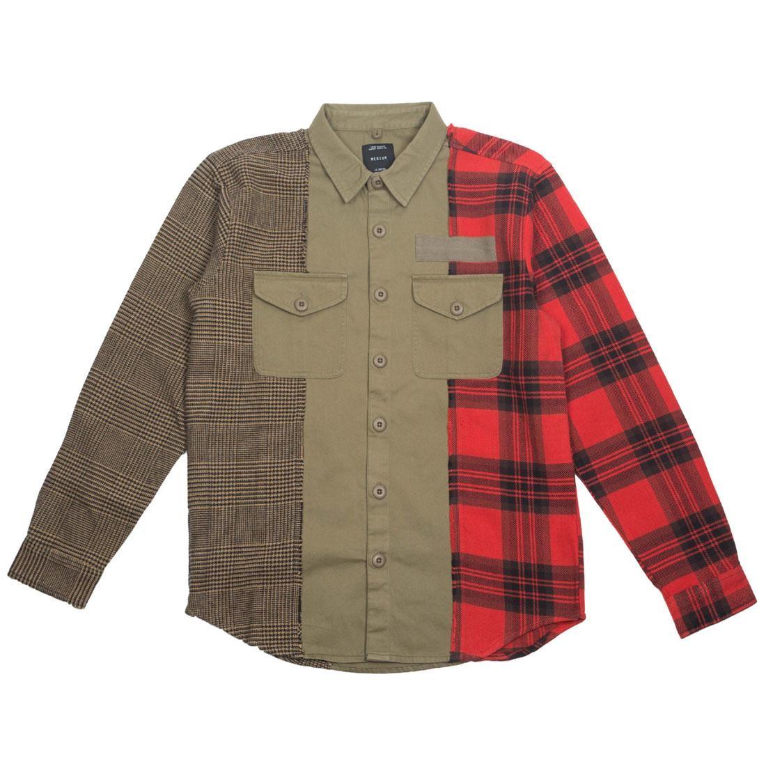 10 Deep Men Refurbished Button Down Shirt (multi)