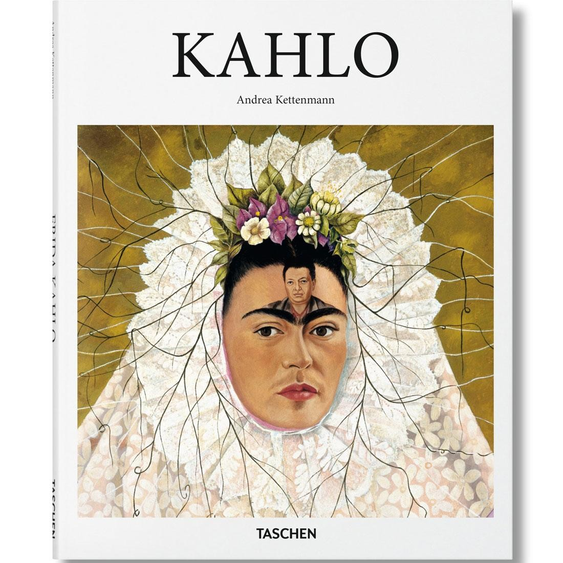 Kahlo By Andrea Kettenmann Book (white / hardcover)