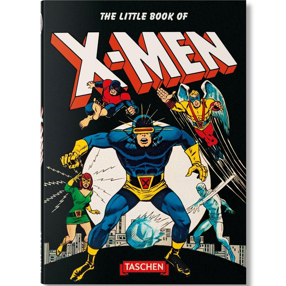The Little Book of X-Men by Roy Thomas Book (black / flexicover)