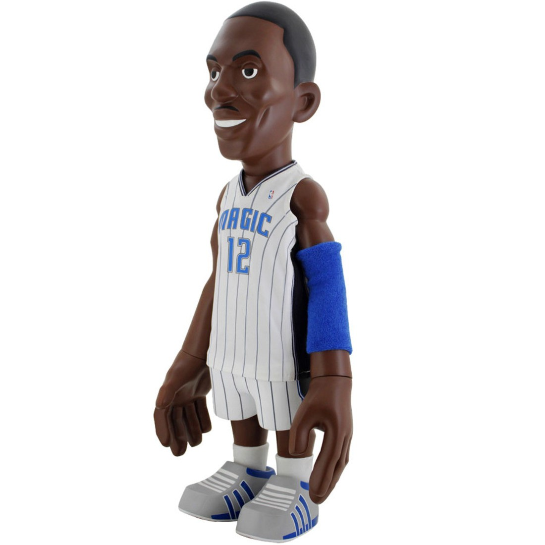 MINDstyle x NBA Dwight Howard 18 Inch Figure - Home Jersey (white) - BAIT SDCC Exclusive
