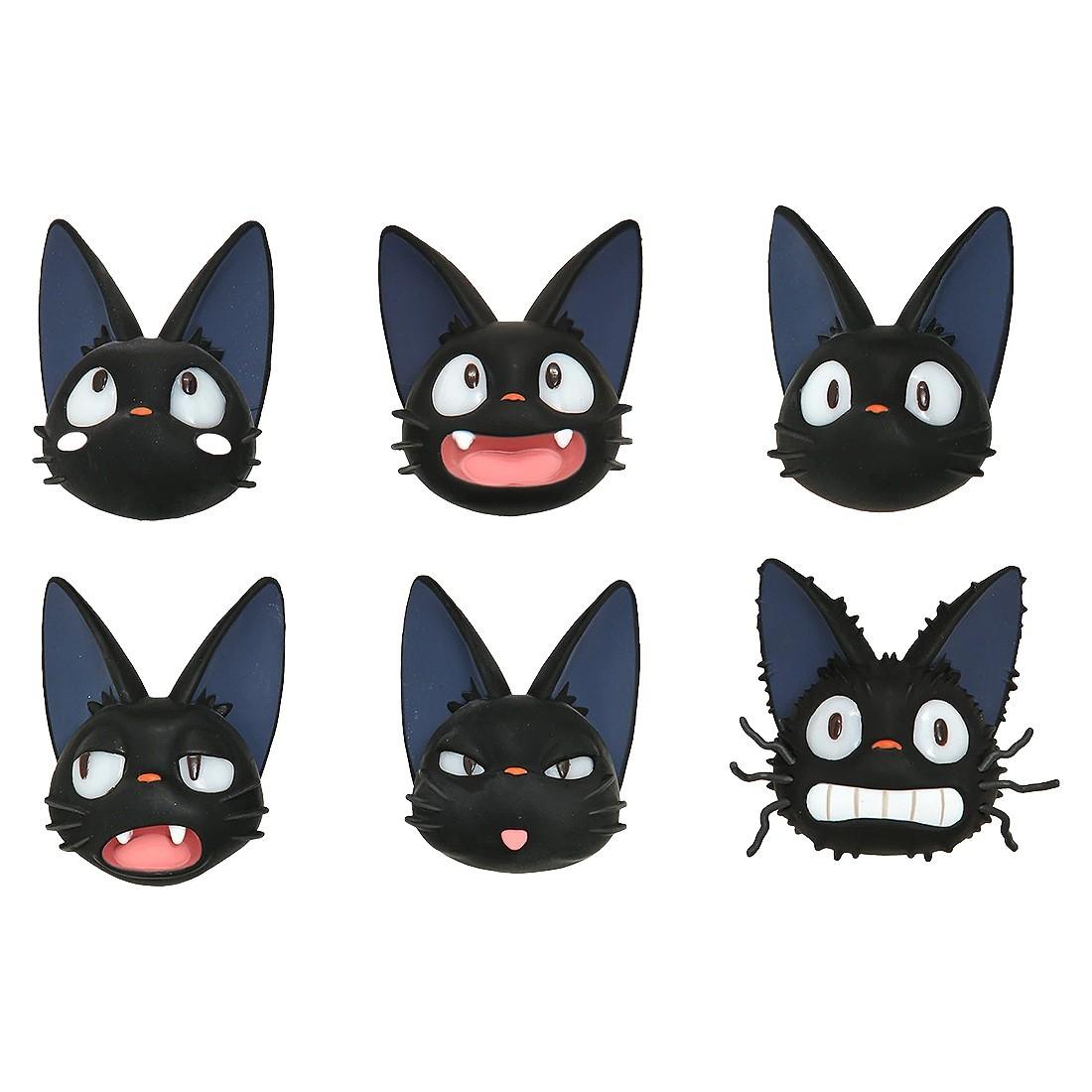 Studio Ghibli Benelic Kiki S Delivery Service Jiji Face Magnet 1 Blind Box