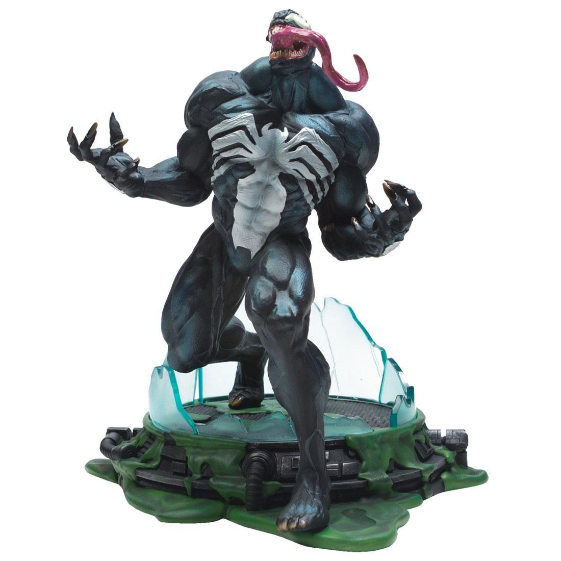 Diamond Select Toys Marvel Premier Venom 12 Inch Statue Black