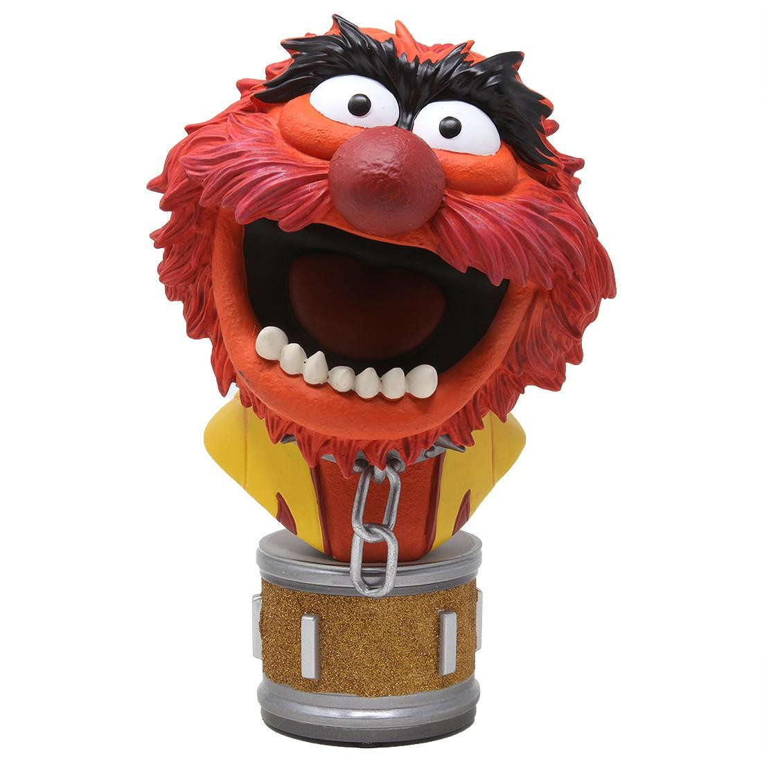 Diamond Select Toys The Muppet Show Legendary Film Animal 1/2 Scale Bust  (red)