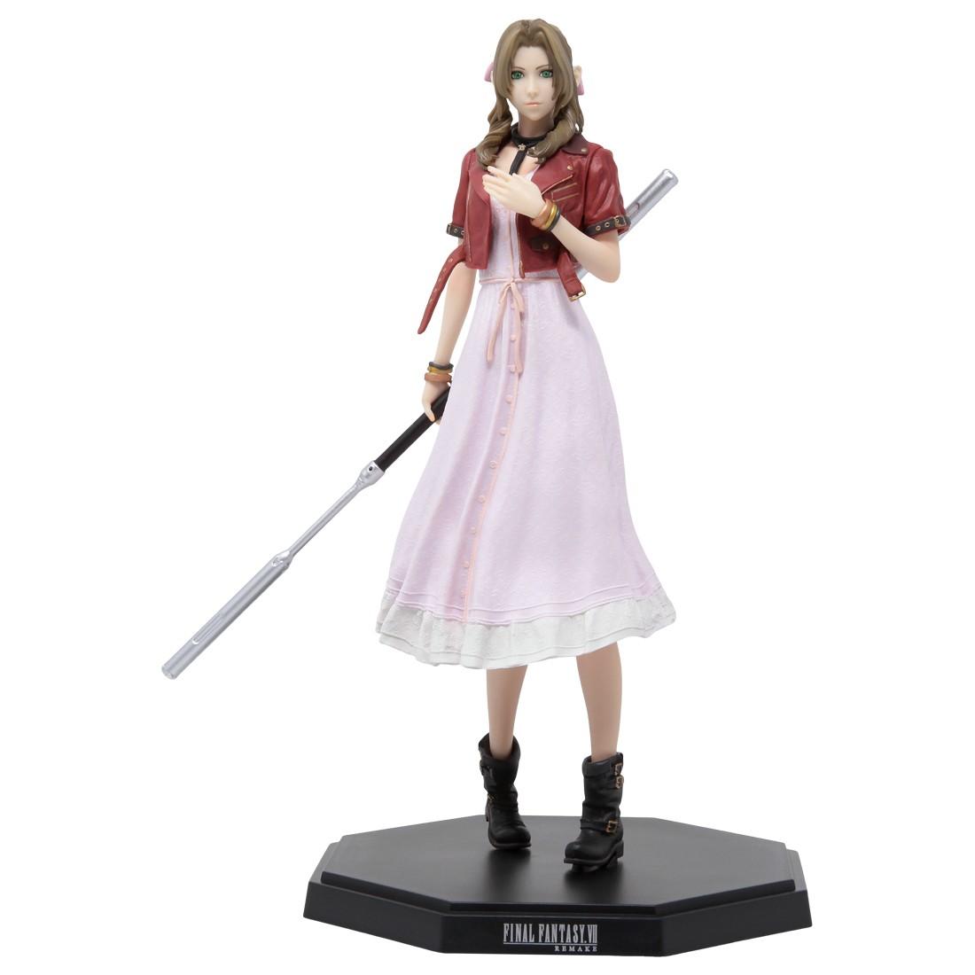 Square Enix Final Fantasy VII Remake Statuette Aerith Gainsborough Statue (pink)
