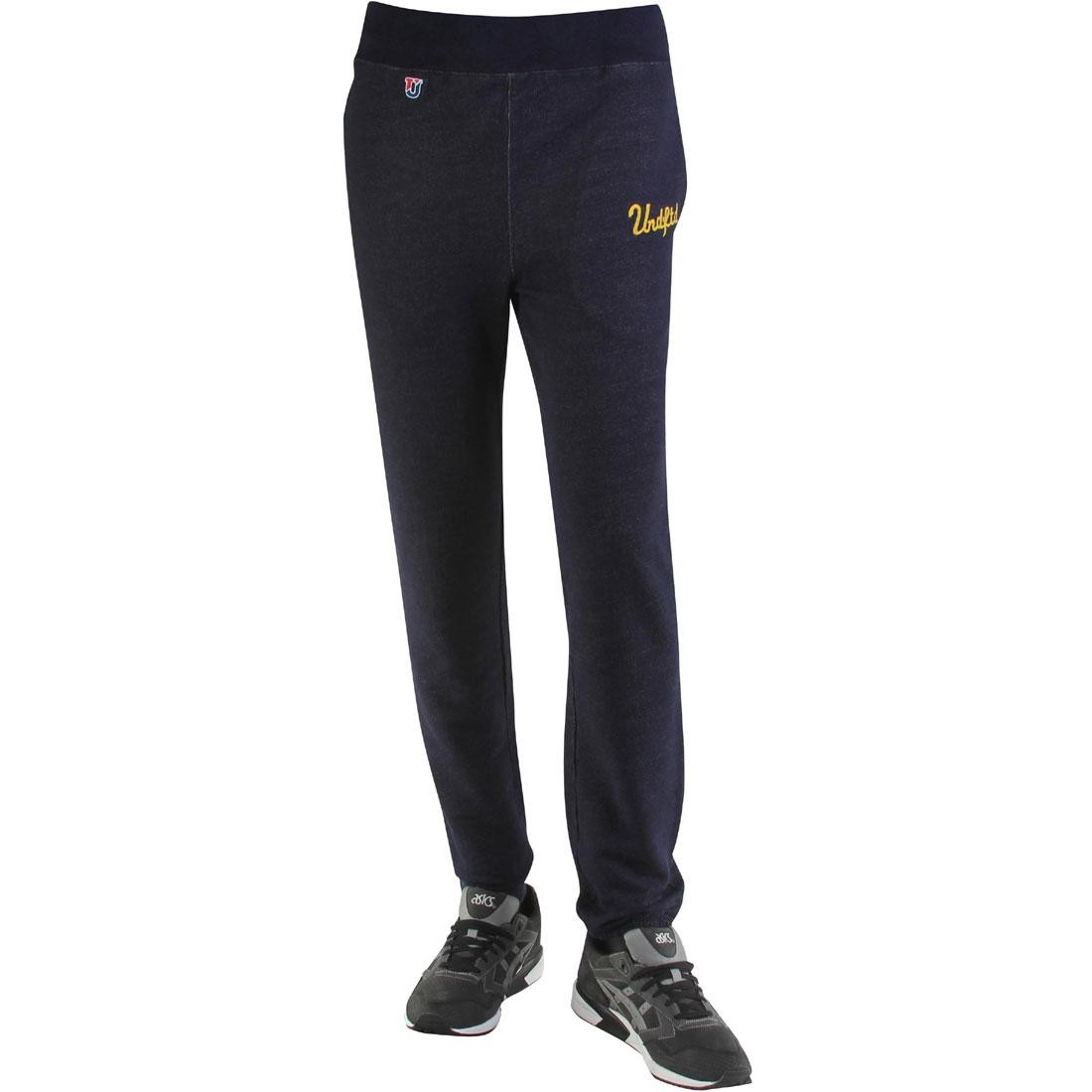 Undefeated Chain Sweatpants (navy / indigo)