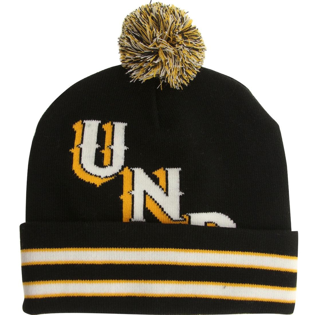 Undefeated UND Pom Beanie (black)