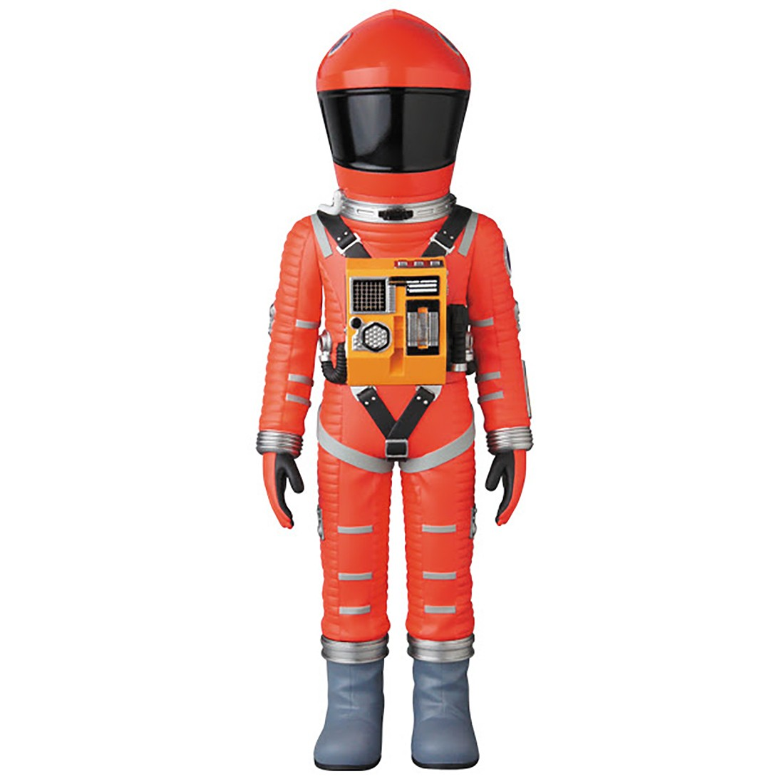 PREORDER - Medicom VCD 2001 A Space Odyssey Space Suit Figure (orange)