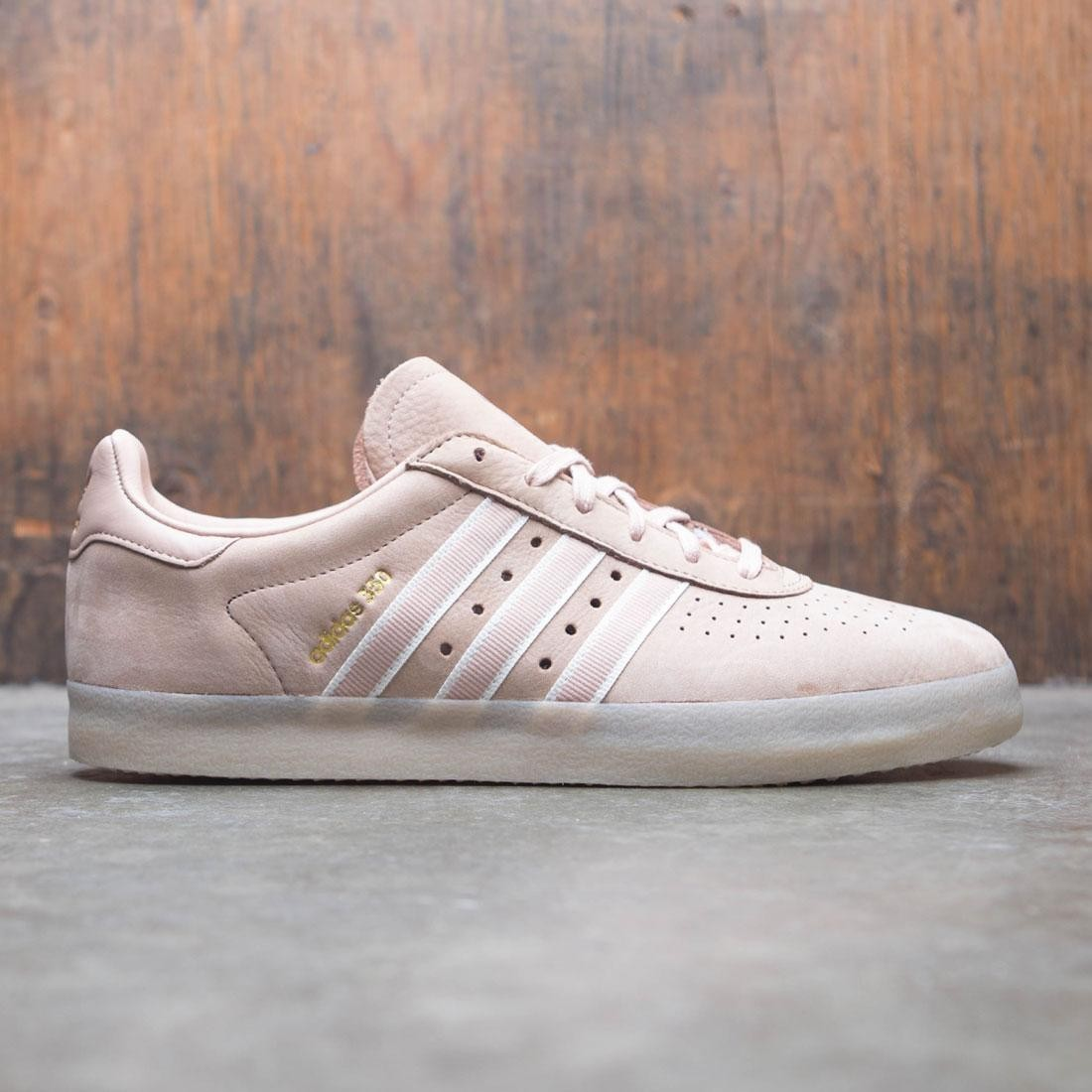 various colors 004de fead4 Adidas Men Oyster Holdings Adidas 350 pink ash pearl chalk white metallic  gold