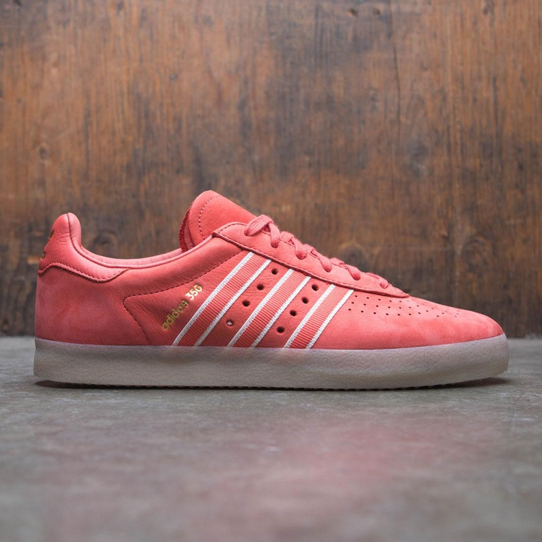 6bf6830784dfa Adidas Men Oyster Holdings Adidas 350 red trace scarlet chalk white  metallic gold