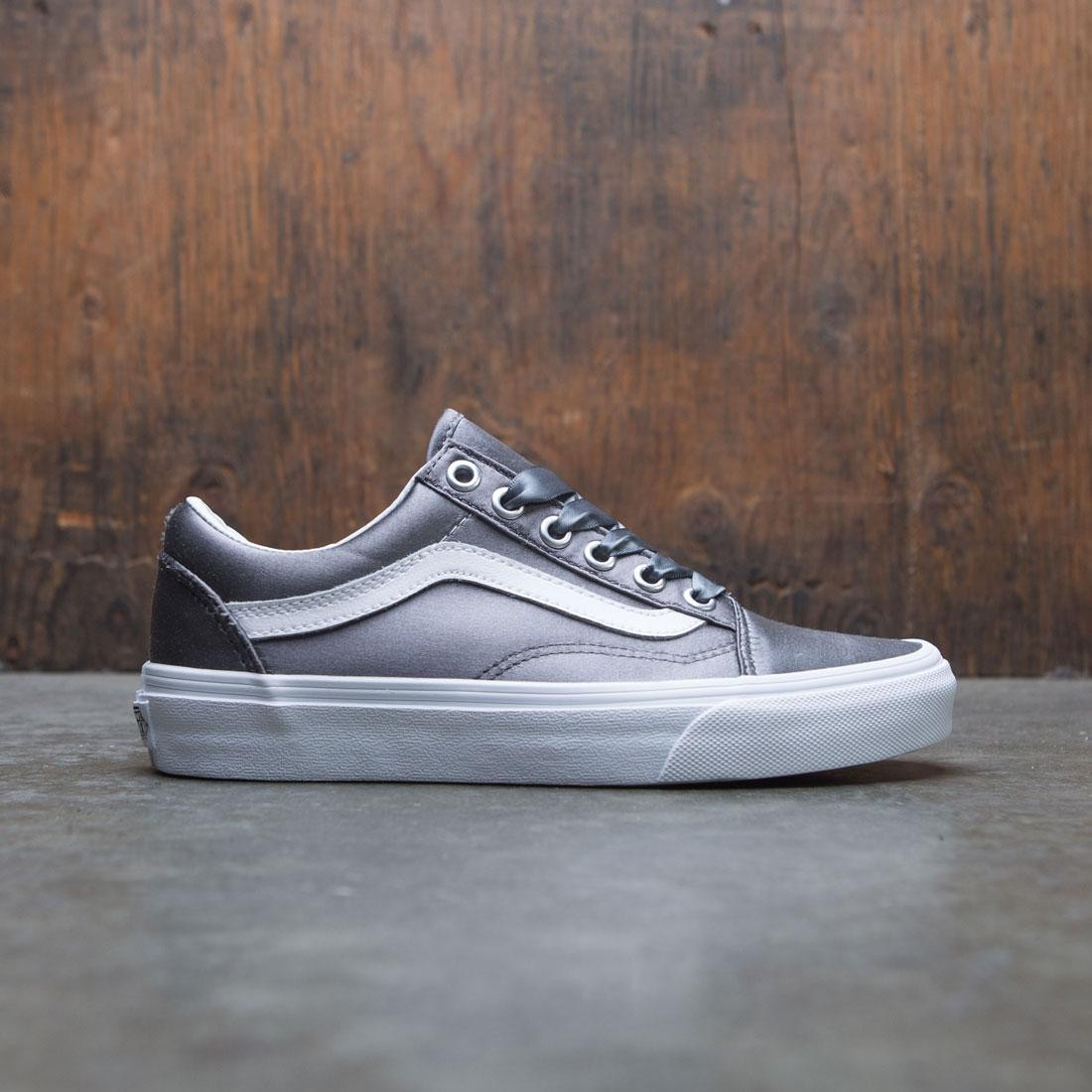 Vans Women Old Skool Satin Lux (gray)