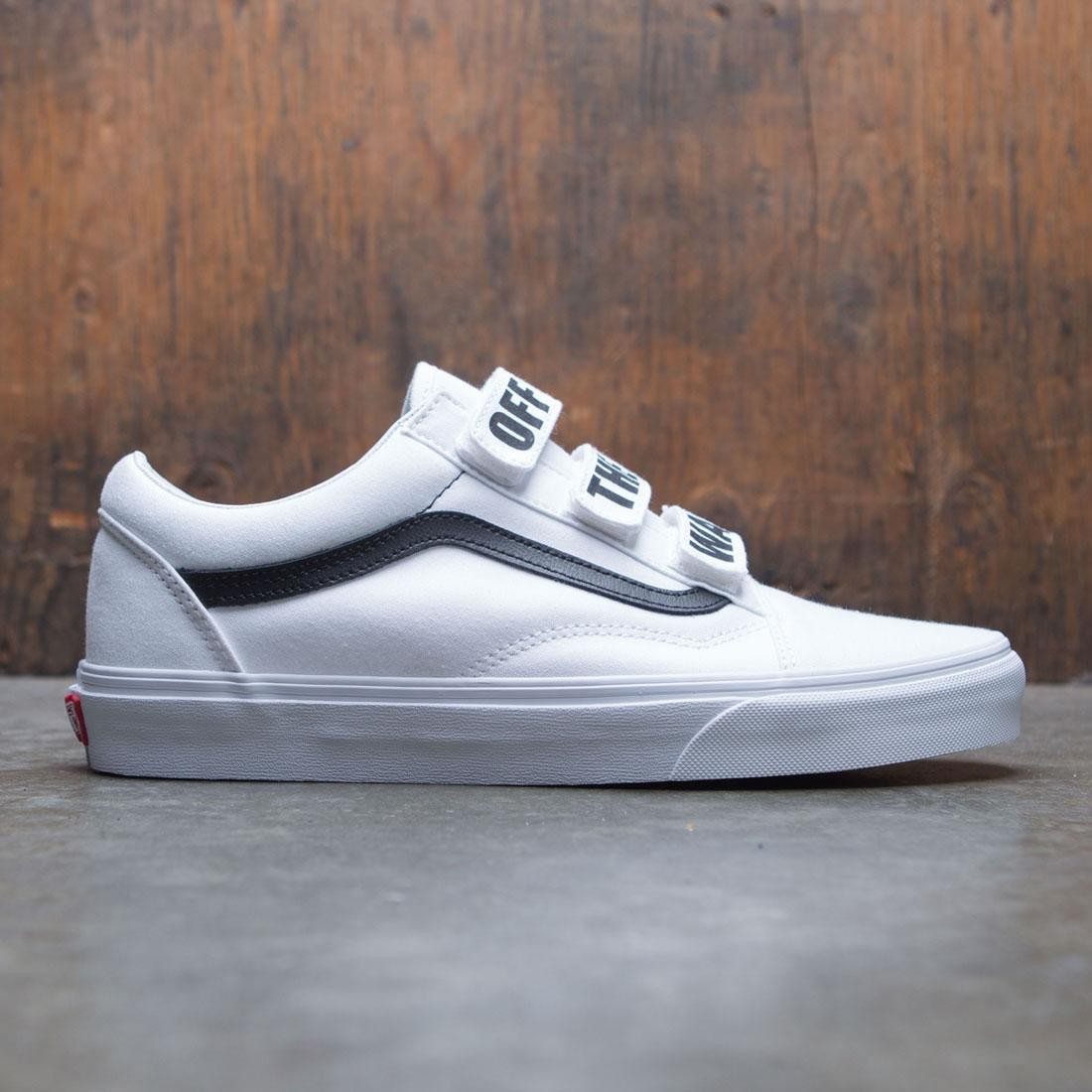 Vans Men Old Skool V - Off The Wall (white / black)