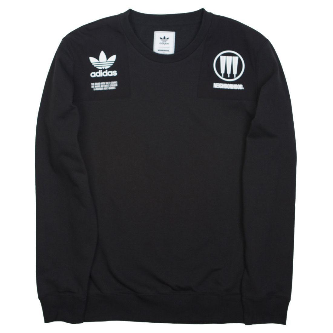 f867f770 Adidas x Neighborhood Men Commander Sweater black