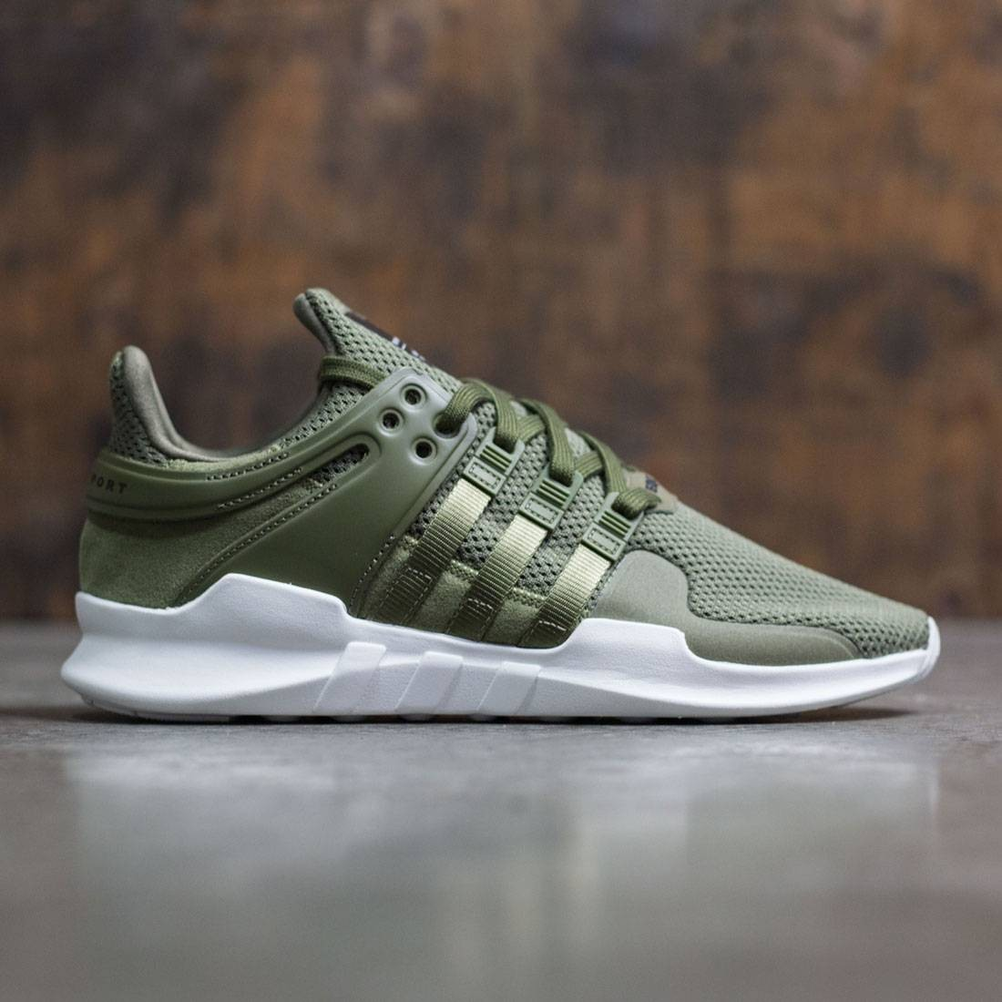 wholesale dealer 8a428 9020d Adidas Men Equipment Support ADV olive olive cargo red