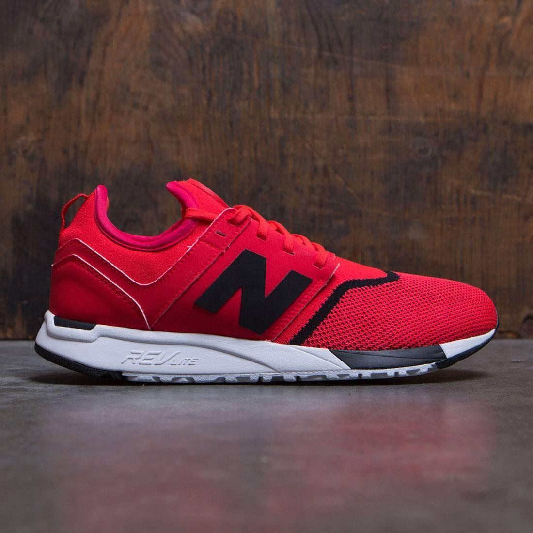 huge discount f90e3 6ed7d New Balance Men 247 Sport MRL247LI red black