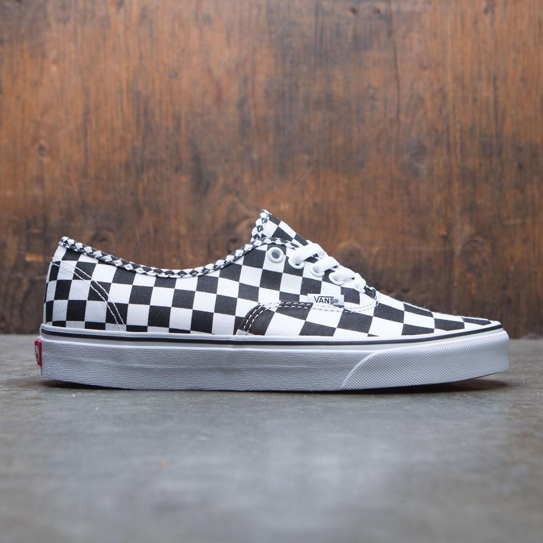 Vans Men Authentic - Mixed Checkerboard black checkerboard 6f6cb267fed