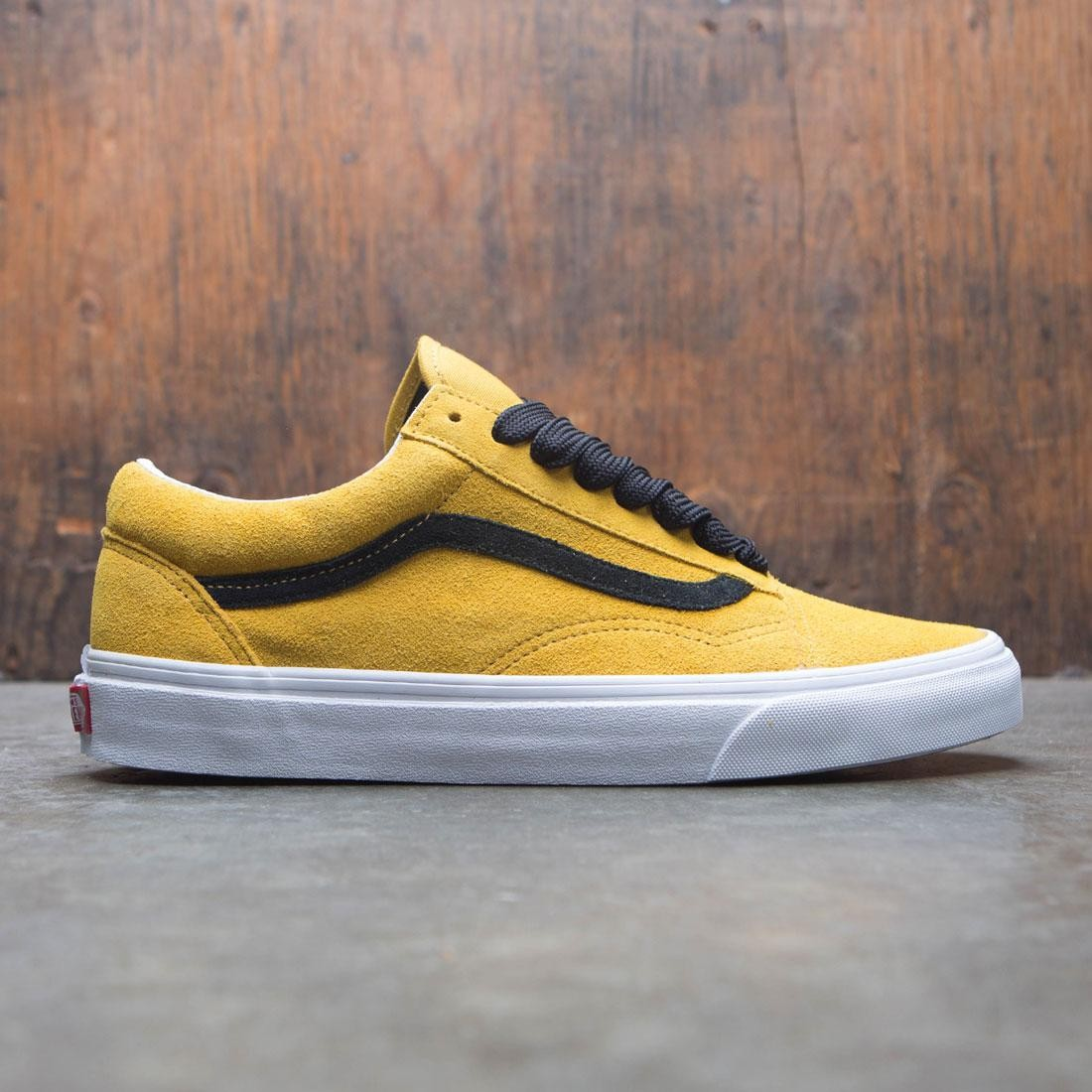 cd34dbeaf55c Vans Men Old Skool - Oversized Lace yellow