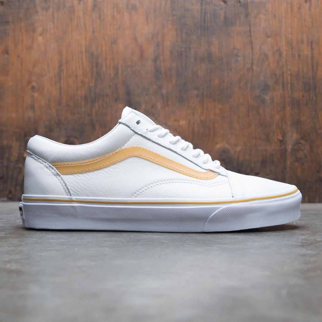 Vans Men Old Skool - Neoprene (white / yellow)