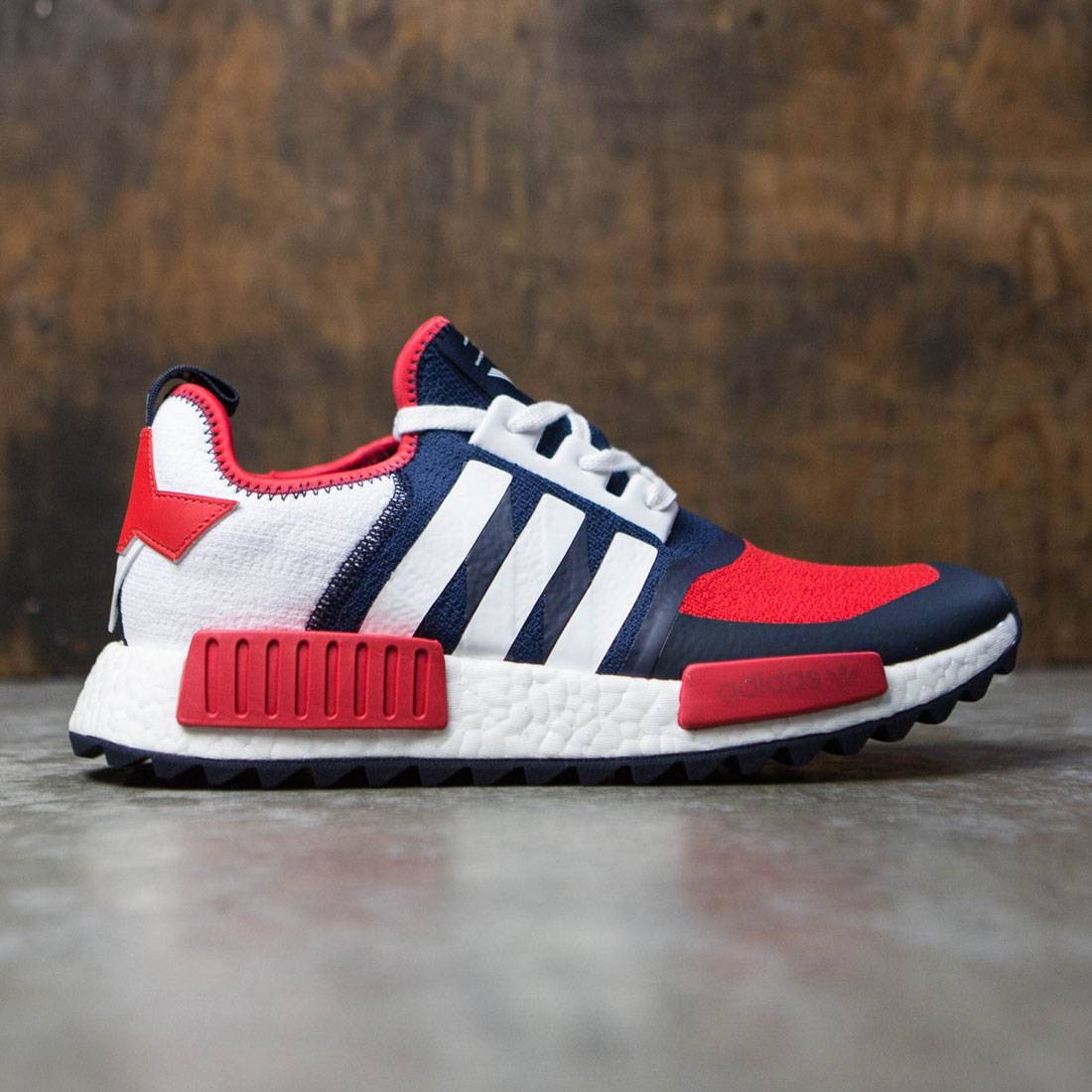 White Mountaineering X Adidas Nmd Trail Collegiate Navy