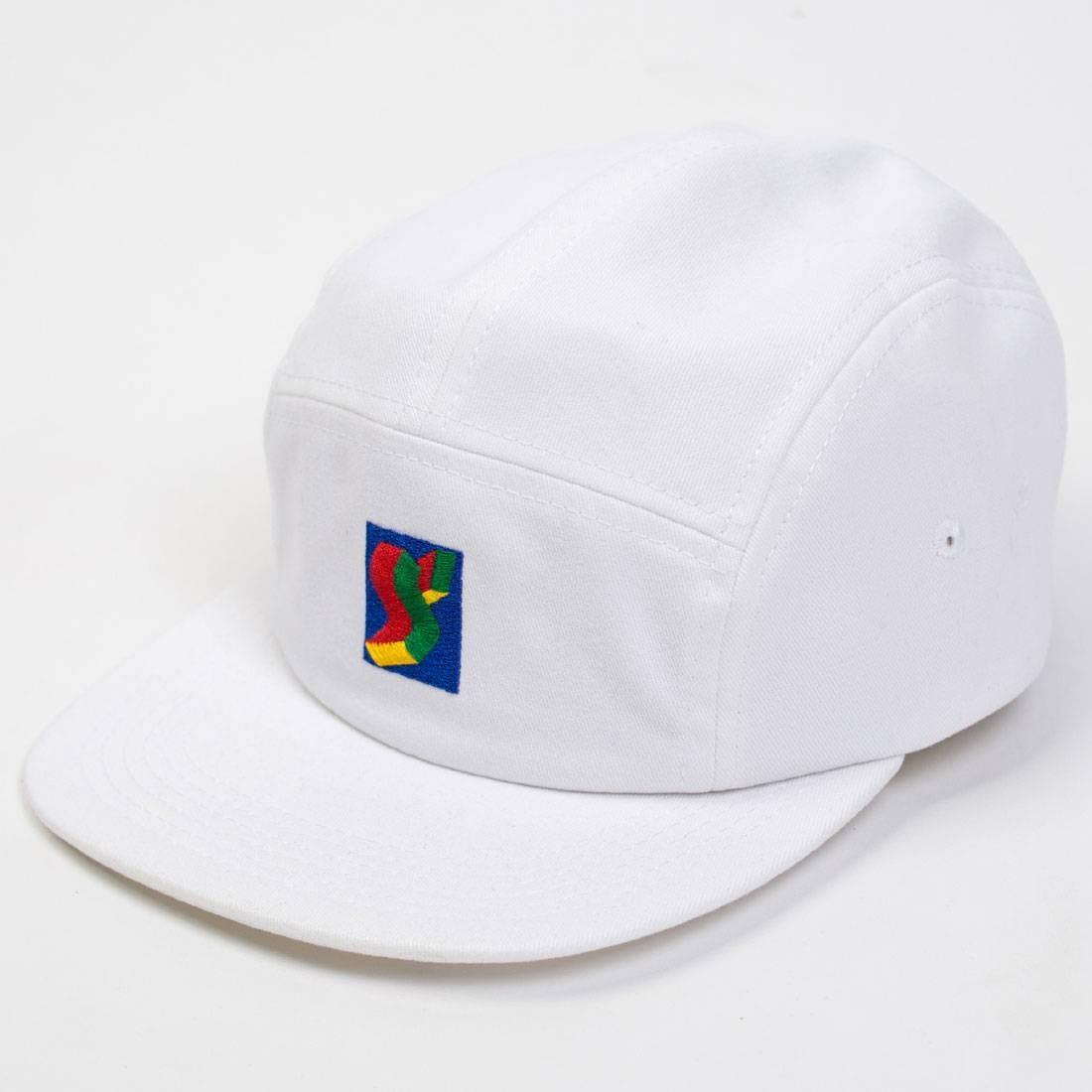 Stussy S 64 Camp Cap (white)